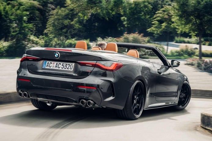 Foto AC Schnitzer BMW Serie 4 Cabrio 2022 - exterior