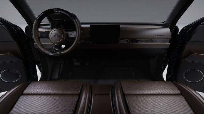 Foto Alpha Wolf - interior