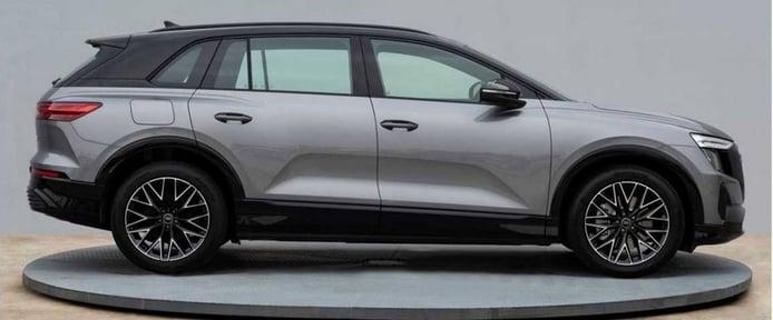 Foto nuevo Audi Q5 e-tron China