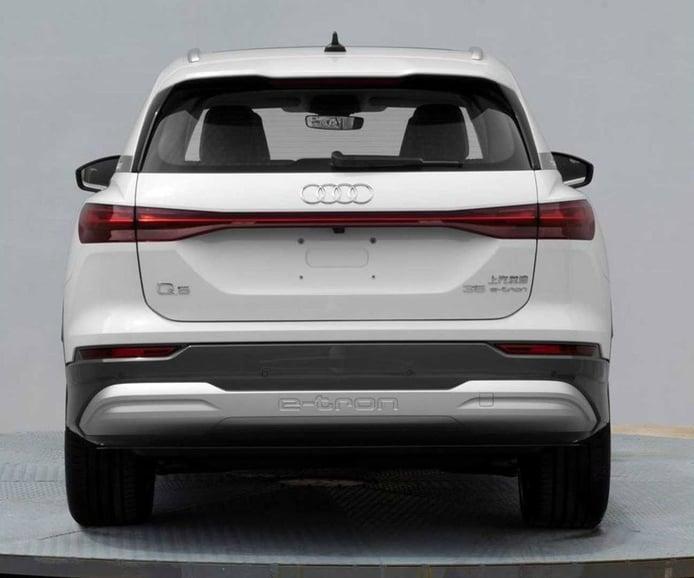 Foto nuevo Audi Q5 e-tron China - exterior