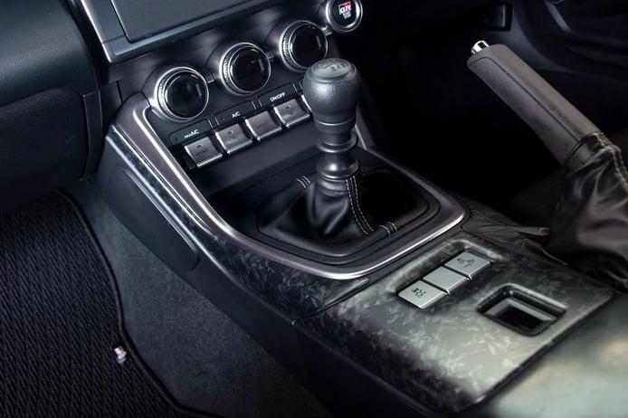 Foto Toyota GR 86 Gazoo Concept - interior