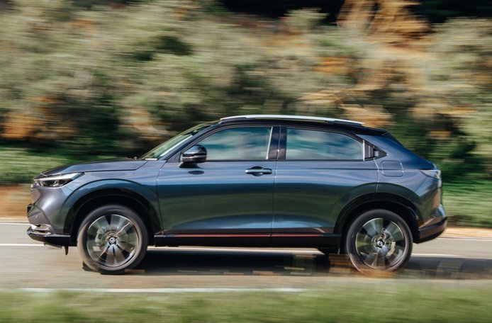 Foto Honda HR-V 2022 - exterior