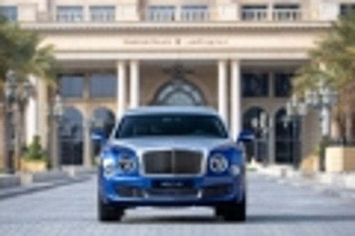 Bentley Mulsanne Grand Limousine Mulliner, cinco unidades únicas a la venta