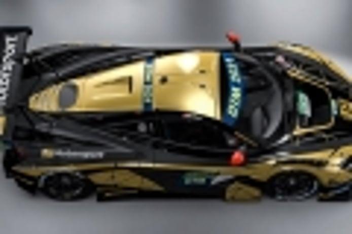Christian Klien y McLaren, listos para debutar en la era GT3 del DTM