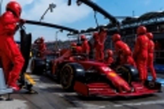 Ferrari tiene un problema que le está costando muchos puntos a Sainz