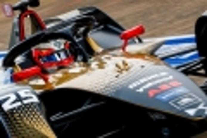 Jean-Eric Vergne no se rinde y logra la pole del ePrix de Berlín