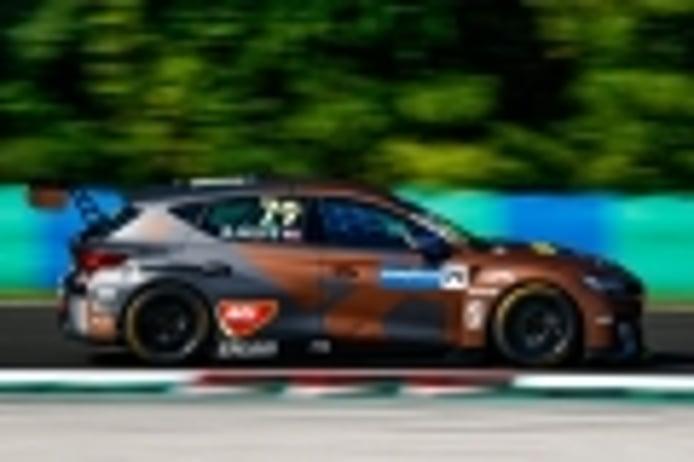 Rob Huff consigue la pole del WTCR en Hungaroring para CUPRA