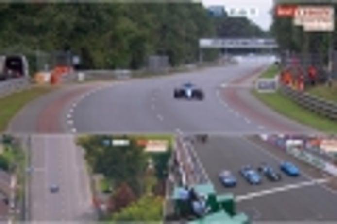 El vídeo de Alonso haciendo historia en Le Mans con el Alpine de F1