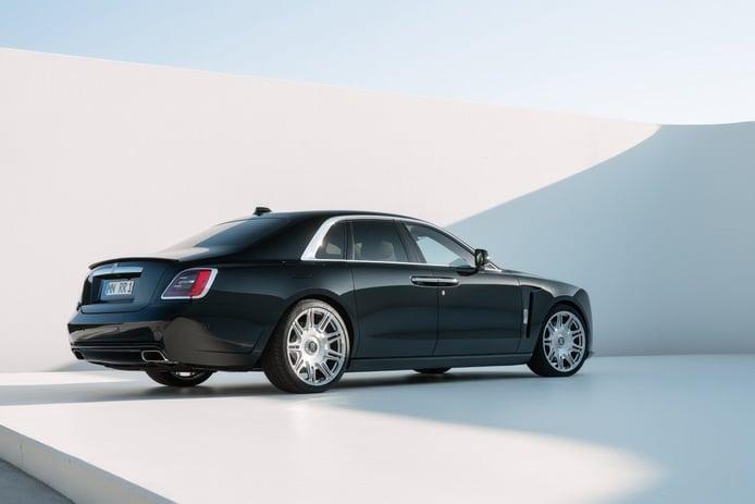 Foto Novitec Spofec Rolls-Royce Ghost - exterior
