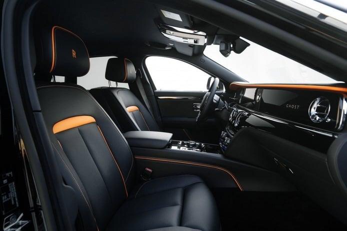 Foto Novitec Spofec Rolls-Royce Ghost - interior
