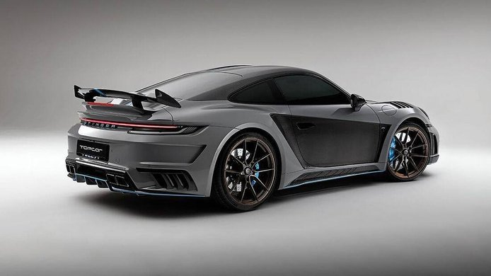 Foto Porsche 911 Stinger GTR Limited Carbon Edition - exterior