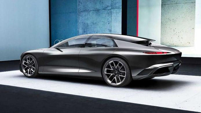Audi Grandsphere Concept - posterior
