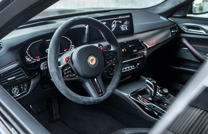 Foto MANHART MH5 GTR limited 01/01 - interior