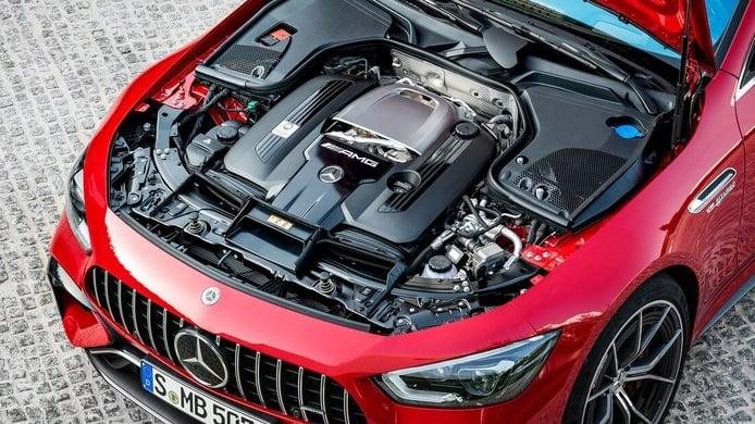 Foto Mercedes-AMG GT 63 S E Performance - motor