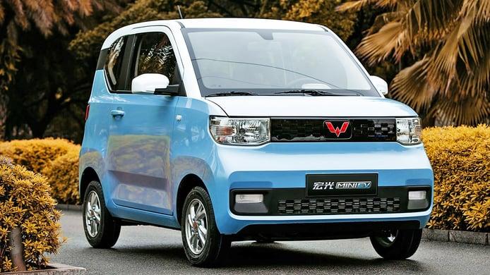 Los microcoches son la clave en la expansión del vehículo eléctrico en China