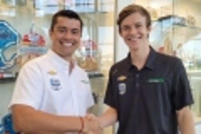Juncos brinda a Callum Ilott su debut en el Gran Premio de Portland
