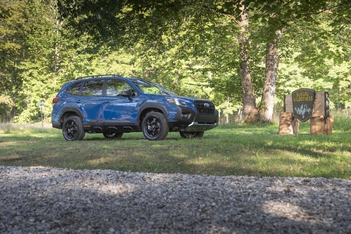 Foto Subaru Forester Wilderness - exterior