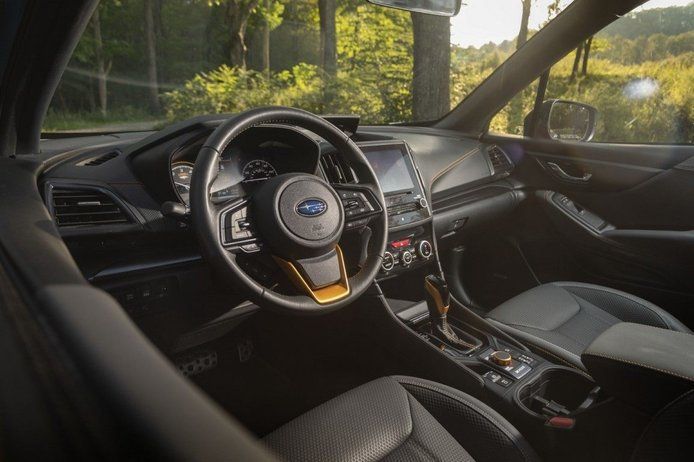 Foto Subaru Forester Wilderness - interior