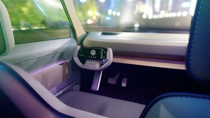 Volkswagen ID. Life - interior