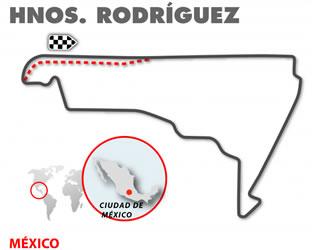 Hermanos Rodríguez, México
