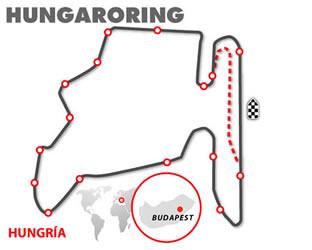 Hungaroring, Hungría