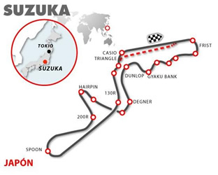 Suzuka, Japón