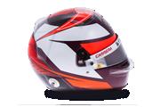 Casco de Kimi Raikkonen