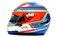 Casco de Paul di Resta
