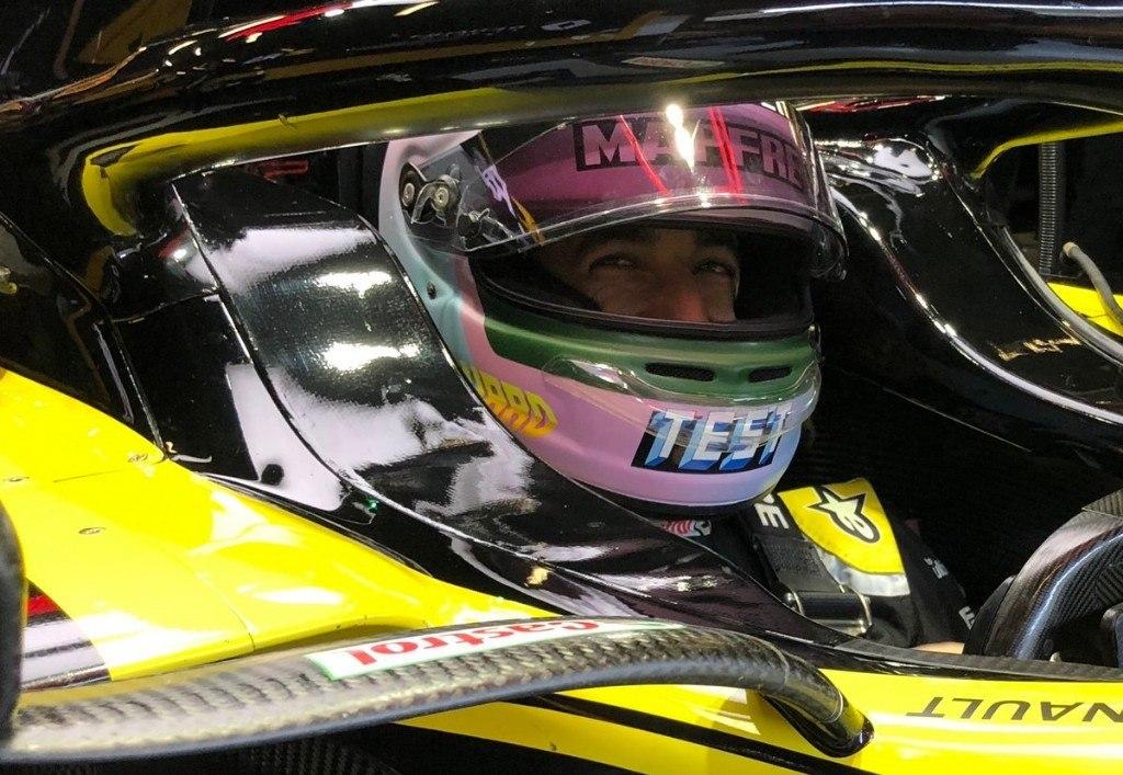 Foto 1: Daniel Ricciardo