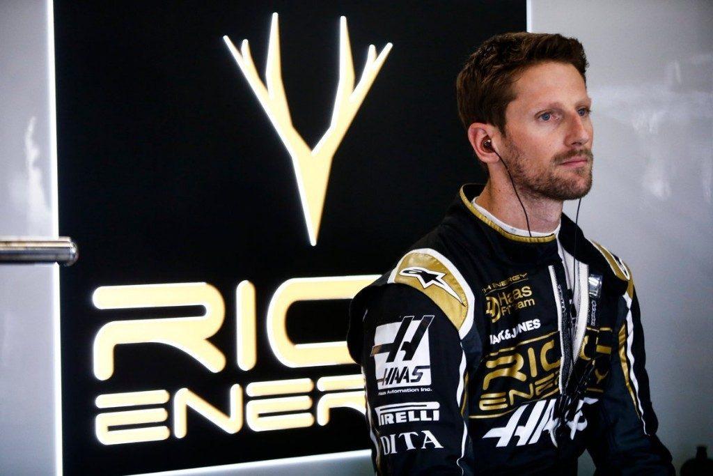 Foto 1: Romain Grosjean