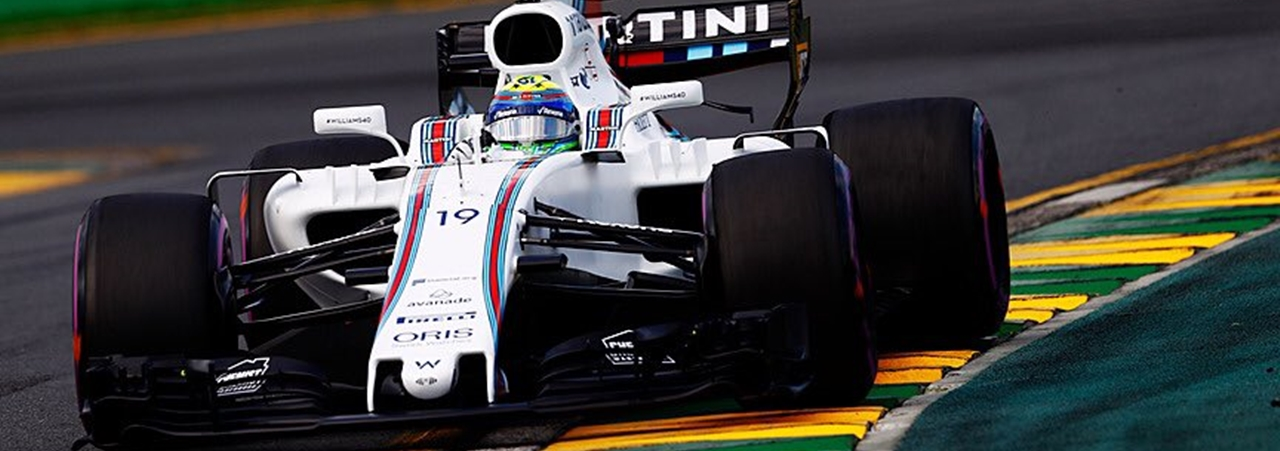 Felipe Massa: foto panorámica