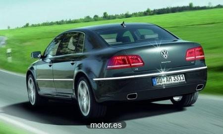 Volkswagen Phaeton 3.0 V6 TDI 240cv 4MOTION Tiptronic nuevo