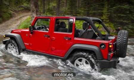 Jeep Wrangler 2.8 CRD 4p Rubicon Auto nuevo