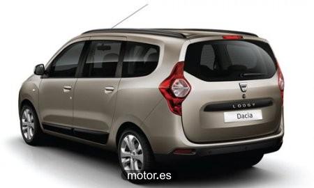 Dacia Lodgy Ambiance dCi 90cv 5 plazas nuevo