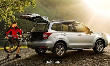 Subaru Forester Nuevo  2.0 XT CVT Executive Plus nuevo