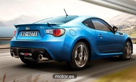 Subaru BRZ 2.0R Executive nuevo