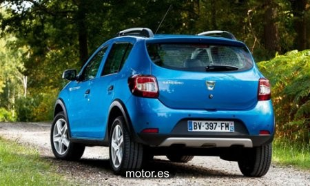 Dacia Sandero Stepway TCe 90 nuevo