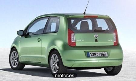 Škoda Citigo Nuevo  3P 1.0 MPI 60cv ACTIVE nuevo
