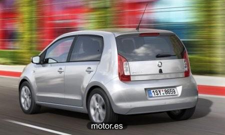 Škoda Citigo Nuevo  5P 1.0 MPI 60cv ACTIVE nuevo