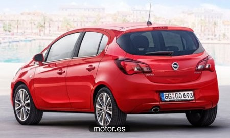 Opel Corsa 1.4 Selective 90 5 puertas nuevo