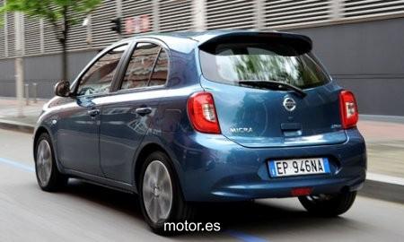 Nissan Micra Nuevo  1.2 Visia nuevo