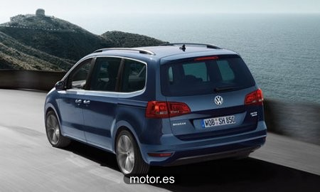 Volkswagen Sharan TRAVEL 2.0 TDI 140cv Bluemotion Technology nuevo