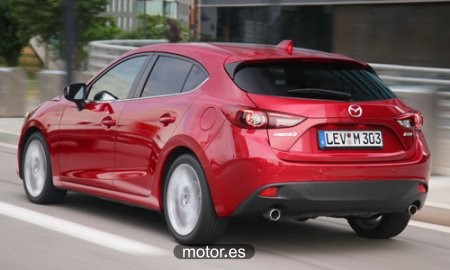 Mazda3 1.5 Style 5 puertas nuevo