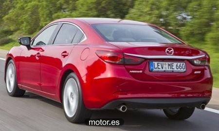 Mazda6 2.2DE Style + Navegador 4 puertas nuevo