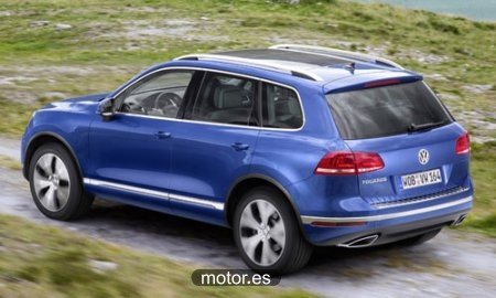 Volkswagen Touareg 3.0TDI V6 BMT 204 Pure nuevo