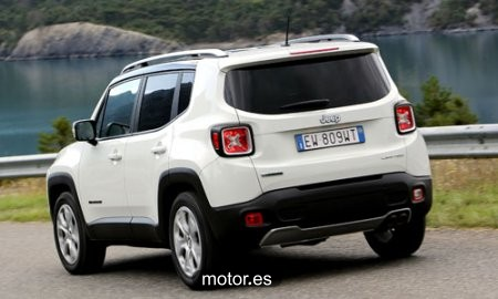 Jeep Renegade 4x4 2.0 Mjt 170 Trailhawk Active Drive Low Aut. nuevo