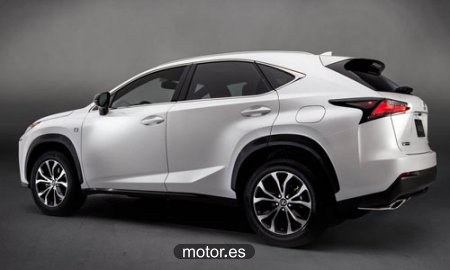 Lexus NX 300h Corporate 2WD + Navibox nuevo