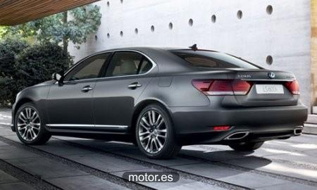 Lexus LS 600h Corporate nuevo