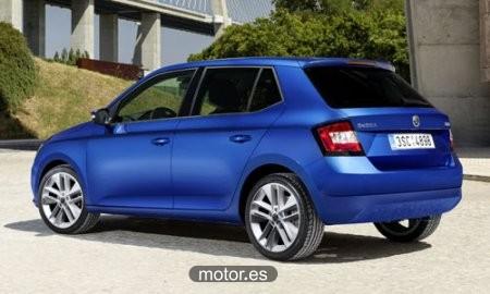 Škoda Fabia 1.2 TSI 90 Active nuevo