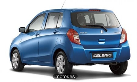 Suzuki Celerio 1.0 GA nuevo